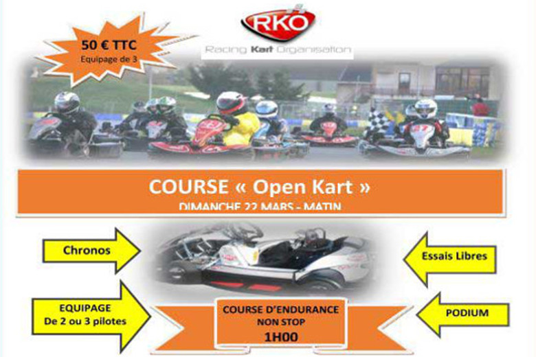 course open kart small