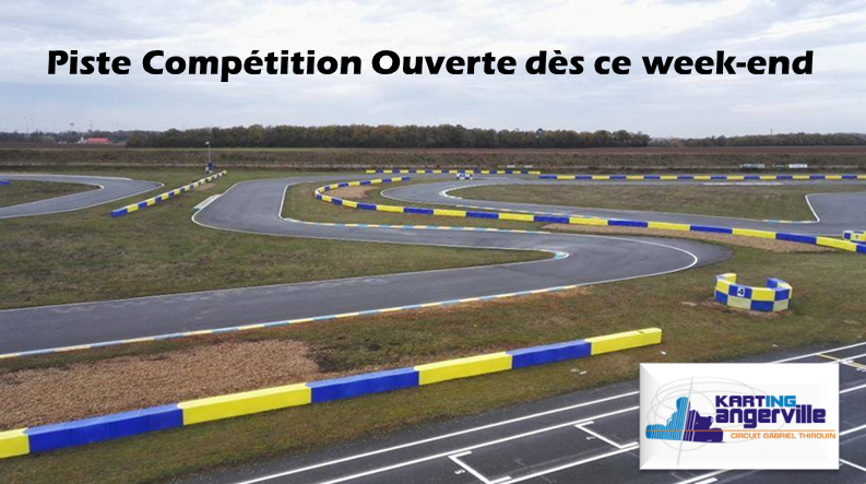 INFO ASK PISTE COMPETITION OUVERTE CE WEEK END f